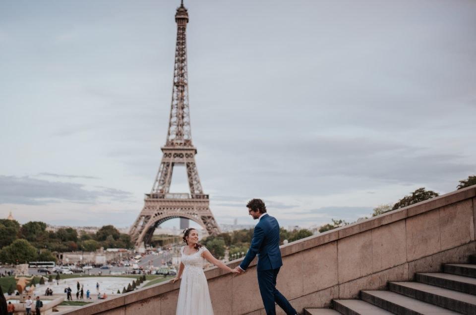 Fotografia de boda en paris