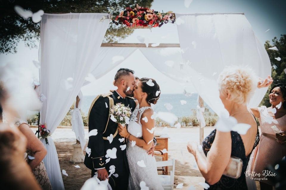 Fotografia de bodas en altea valencia